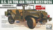 WC-57 4X4 DODGE COMMAND CAR