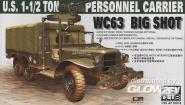 DODGE WC-63 6X6 TRUCK