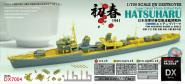 1/700 IJN Destroyer Hatsuharu 1941 LIGHT VERSION