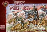 Heavy Warg Orcs