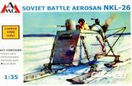 NKL-26 Aerosan (aerosledge, snowmobile)