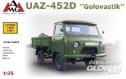 """UAZ-452D """"Golovastik"""""""