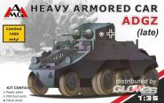 Heavy Armored Car ADGZ (late)