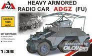Heavy Armored Radio Car ADGZ (FU)