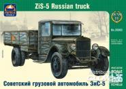 Russian truck ZiS-5