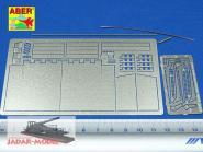 Tiger II - Vol.6- Rear Fenders