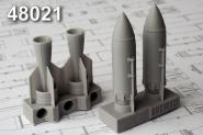 BETAB-500 500 kg Concrete piercing bomb