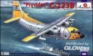 HC-123B 'Provider' USAF aircraft
