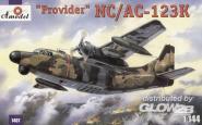 NC/AC-123K 'Provider' USAF aircraft