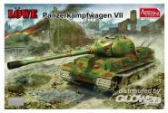 "German Super Heavy Tank Prototyp ""Löwe"""