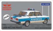 LADA 2105 Police Car