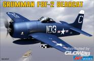 Grumman F8F-2 BEARCAT USAF carrier