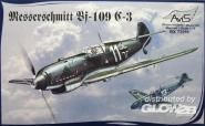 Me Bf-109 C-3 WWII German fighter