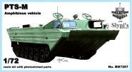 PTS-M amphibious vehicle