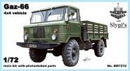 Gaz-66 4x4 truck