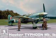 Typhoon Mk.Ib mid prod./ three blade prop.