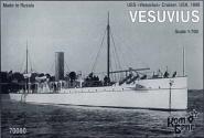 USS Vesuvius Cruiser, 1890