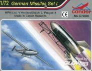 Deutsche Flugkörper Set 1
