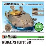1/35 M60A1/A3 Turret Set