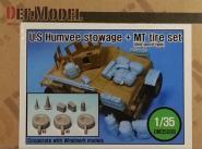 1/35 M1151 HMMWV Stowage MT