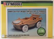 1/35 German Wagen Tire