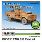 1/35 LRD XD WOLF W.M.I.K G90