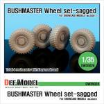 1/35 IMV bushmaster Sagged wheel se