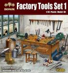 1/35 Factory Tools Set
