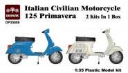 1/35 Italian Motorcycle Primavera 125