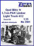 Opel Blitz 1t. PAK 37mm Limber