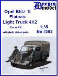 Opel Blitz 1t. Plateau