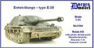 Entwicklungs Type E-39