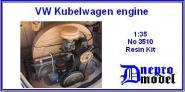 VW Kubelwagen engine