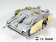 WWII German StuG.III Ausf.G Basic(Late version)