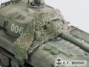 Modern NATO Camouflage Net Type.2
