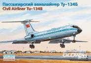 Tu-134B Russian Aeroflot
