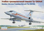 Tu-134UBL Russ bomber aircrew training