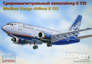 Boeing 737-500 Aeroflot Nord