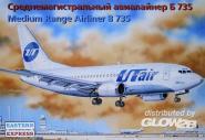 Boeing 737-500 UTair Aviation