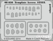 Template Access STEEL