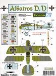 1/72 Albatros D. V. Econo-Kit