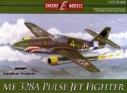 1/72 Me 328A Pulsejet Fighter