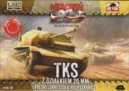 TKS 20mm - Polish Tankette