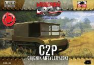 C2P - Polish Artillery Tractor