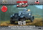 Kfz.13 WWII German Reconnaissance Car