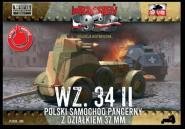 Polish Armoured Car WZ.34 II