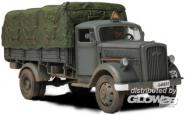 German 3 Ton Cargo Truck
