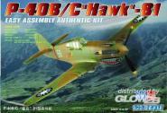 P-40B/C ''HAWK''-81A