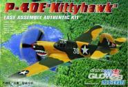 P-40E ''Kitty hawk''