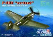P-40N ''Kitty hawk''